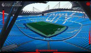 استادیوم Manchester City X2 برای PES 2021