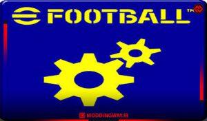 دانلود فایل eFootball 2022 Settings برای eFootball22